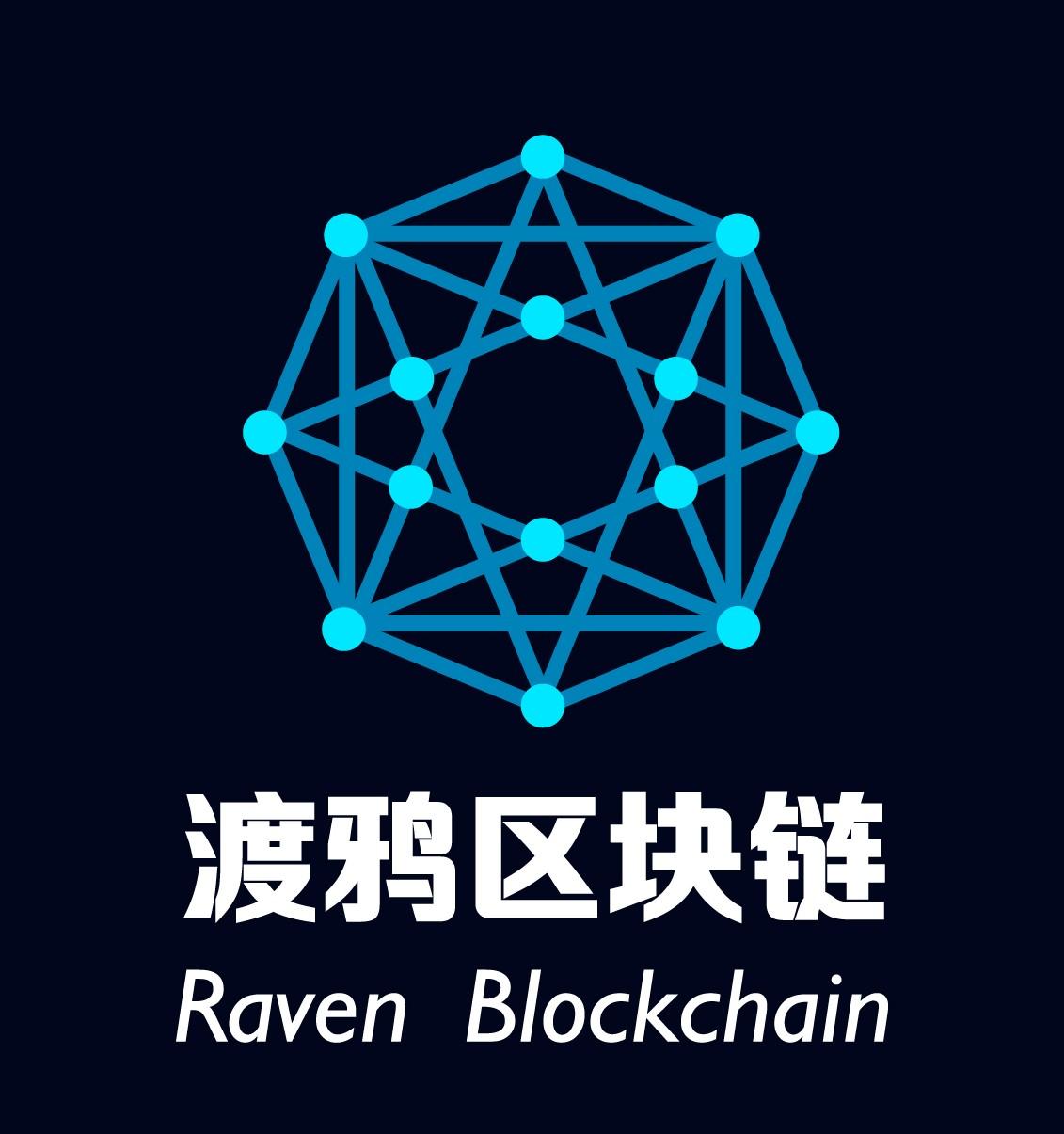 区块链圆形logo设计