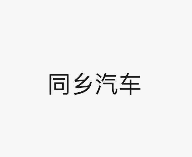 凤阳同乡汽车信息管理有限公司