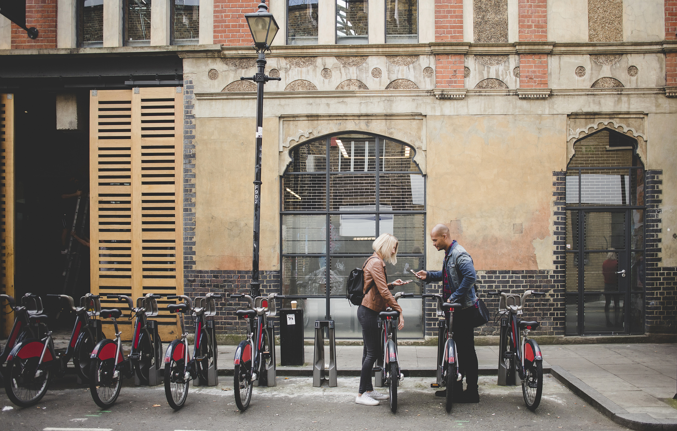 共享单车的海外市场争夺战