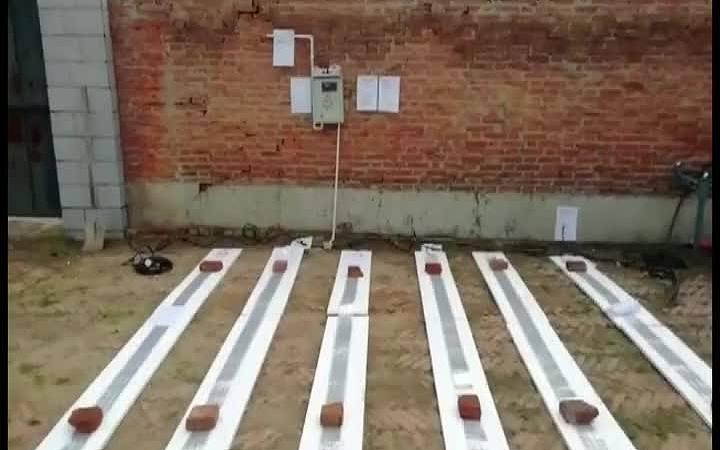 年产12万米用于冬季蔬菜种植土壤加温智能化控温纳米电热板