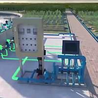 作物生产信息感知与节水减施增效关键技术
