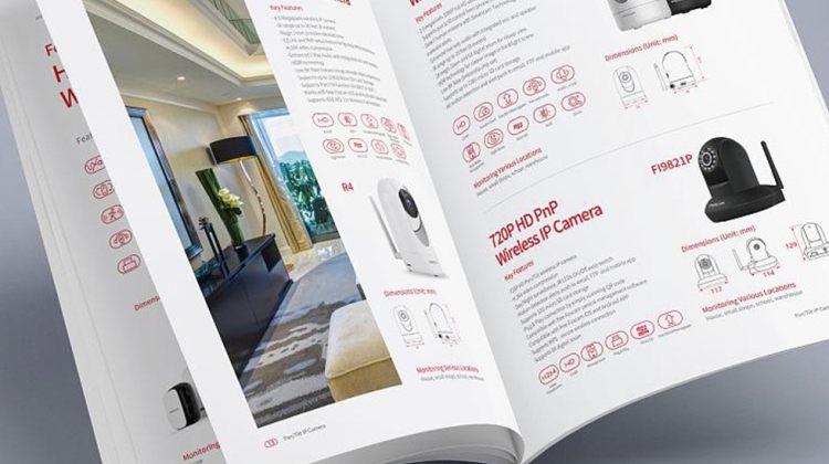 畏山设计-临沂高端品牌画册设计
