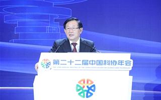 全国政协副主席、中国科协主席万钢:科技工作者要积极推进科技与经济的融合发展