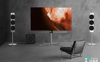 美兹黑标雕塑1OLED电视发布,奢华级定位,月产能仅10台 | 钛快讯