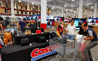 盘后股价下跌逾2%,Costco位置不稳?