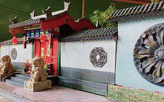 南京男博士痴迷古建筑模型 ,上淘宝用心打造「中国版乐高」