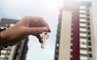 """今年楼市""""金九银十""""表现维""""温"""",天眼查:2020年前3季度我国新增房地产相关企业29.9万家,同比增长22.6%"""