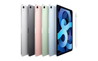 新款iPad Air即将发售,A14芯片+全面屏,Face ID欠奉