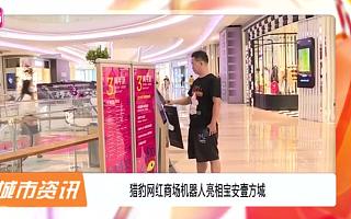 猎豹商场机器人为壹方城庆生背后,藏着商场创新的科技密码