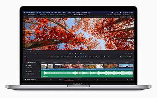 搭载苹果 M1 芯片的 MacBook Pro 正式登场