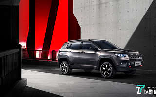 Jeep新指南者亮相,双版本与智能属性加持 | 2020广州车展