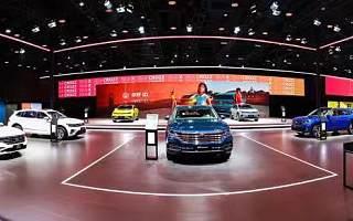 大众携全系车型亮相,锚定未来新目标 | 2020广州车展