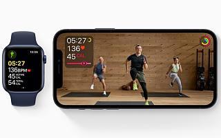 苹果健身订阅服务 Fitness+ 将于 12 月 14 日登陆部分市场