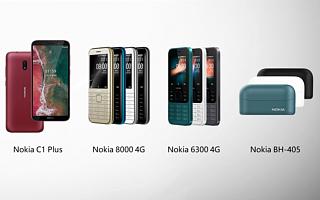 诺基亚在中国市场发布三款新机,还有一款无线耳机