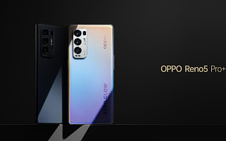 首发大底传感器、采用可变色后盖,OPPO发布Reno5 Pro+ | 钛快讯