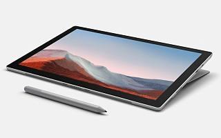 微软推出专注于远程办公的 Surface Pro 7+ 商用版