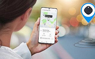 三星推出 SmartTag,利用 UWB 超宽频定位技术帮你找东西