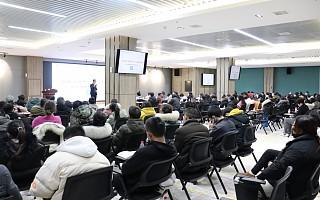 创业者福音!焦作市5G产业园联合解放区人社局成功举办2021首届大型创业培训会