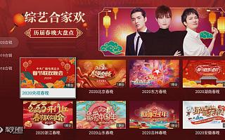 只有短视频App发春节红包?其实客厅大屏发得也很多!