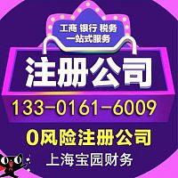 上海嘉定区注册公司代办