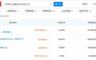 健康元控股子公司拟受让天津同仁堂40%的股份