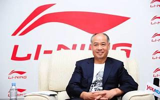 李宁与LI-NING,是世界冠军也是中国骄傲