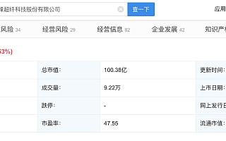 华峰超纤公告:控股股东变更为华峰集团 实控人变更为尤小平