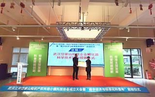 武汉岱家山孵化器科学技术协会正式授牌成立
