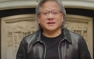 "NVIDIA CEO黄仁勋:为工程师打造""Metaverse"",提升开发效率"