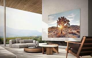 三星2021电视新品,展现出高端电视未来的模样