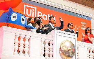 企服巨头UiPath上市,中国为何缺少RPA市场独角兽?