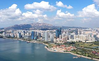 青岛西海岸新区打造唐岛湾金融科创区