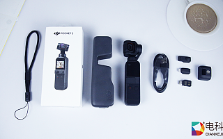 大疆Pocket 2口袋云台VLOG相机,让你的个人影像记录更显专业范儿