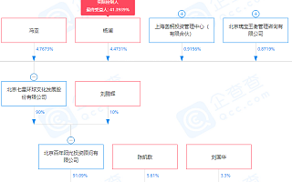 陈凯歌杨澜关联公司注销