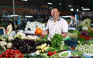 """赴美IPO后,美菜网还能在卖菜行业保持""""低调""""吗?"""