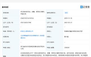 """阿里云公开""""诉讼预判""""相关专利,适用于电子商务纠纷"""