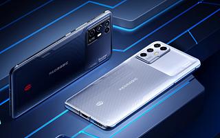 腾讯红魔游戏手机6R正式发布:轻至189g,2699元起售丨钛快讯