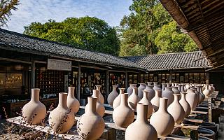 当「景漂」来到三宝村,景德镇的「陶艺」复兴