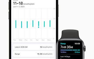 苹果推出 watchOS 8,带来更多健康功能