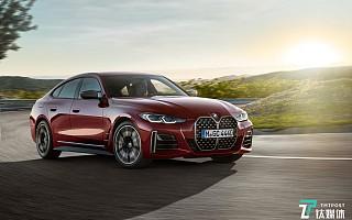 数字化、智能化升级,宝马发布全新BMW 4系四门轿跑车 | 一线车讯