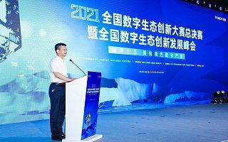丽水市人民政府副市长戴邦和:借助数字经济红利,推进高质量发展