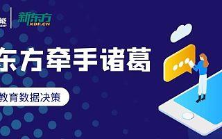 新东方教育旗下书加加牵手诸葛,布局在线教育数据决策平台!