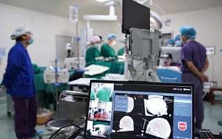 国内首例5G远程数字化神经外科空中手术顺利完成