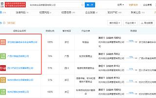 李子柒签约公司杭州微念成立实业新公司