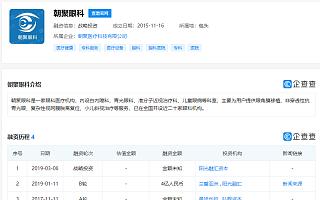 朝聚眼科拟在香港IPO中募集至多2.33亿美元