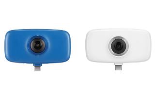 QooCam FUN 全景相机上线全景通话功能,开启通话新时代