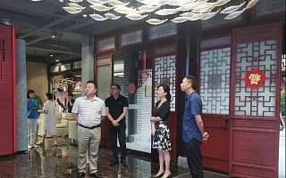 园区快讯 | 重庆市璧山区退役军人事务局莅临重庆数字产业化孵化园视察
