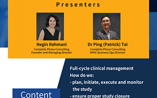 Clinical Trials in Australia: How we kick-start the process and give you the advantage