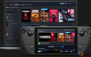 Valve发布Steam Deck掌机,可运行3A大作,甚至能变成Windows电脑