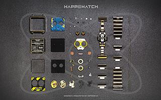 半年增长10倍,潮流配饰品牌HappieWatch获数千万元A轮融资